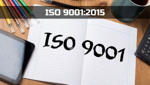 Definición de la ISO 9001:2015